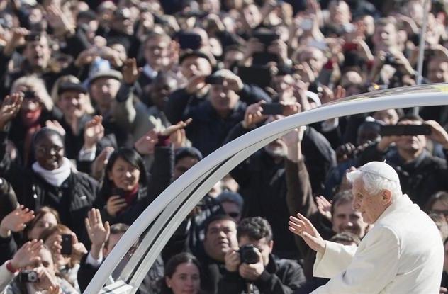 Последние дни с Папой. Ч.2