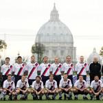 Футбол по-ватикански