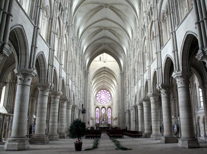 Часть IV: о храмовом пространстве