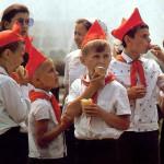 О мирно-патриотическом воспитании
