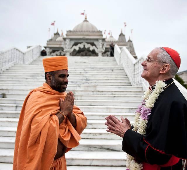 Католики и индусы: cострадание как важный вклад в дело мира