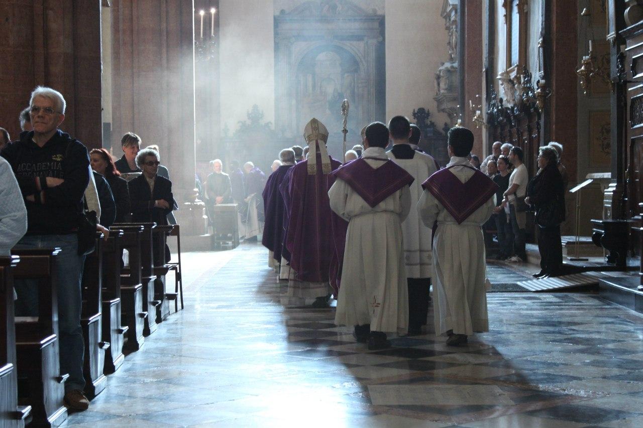 Часть V: о входной процессии