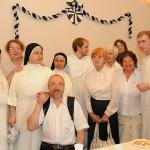 Сестры доминиканки святого Сикста отмечают 20-летний юбилей своего служения в России