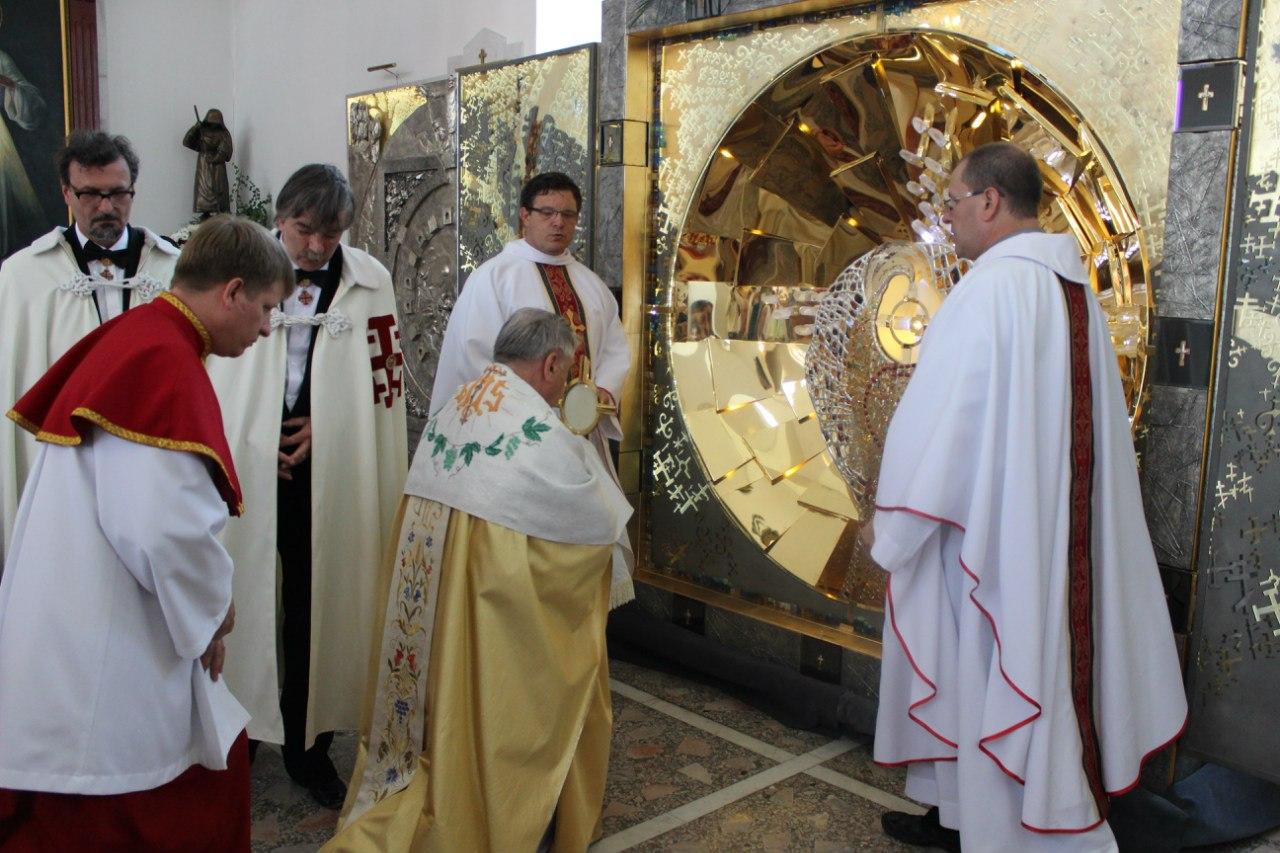 Евхаристический конгресс в Астане