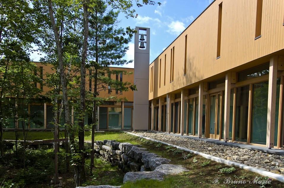 Аббатство Валь-Нотр-Дам в Квебеке