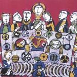 Христианские сюжеты в гравюрах Садао Ватанабэ
