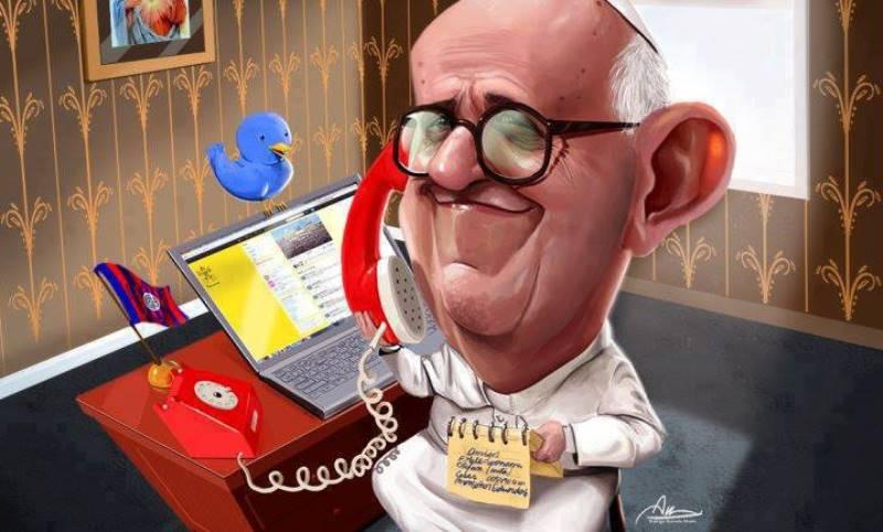 Что делать, если тебе позвонит Папа Римский?