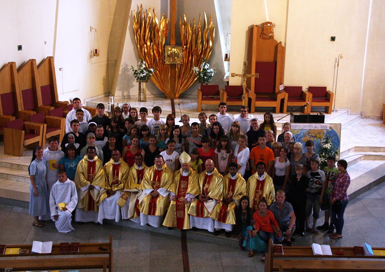 Отчёт о XIII Епархиальной встрече молодёжи в Иркутске