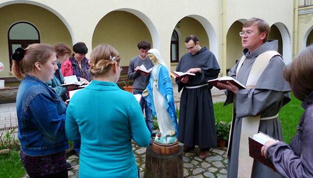 Духовные упражнения с францисканцами (сентябрь — декабрь 2013)