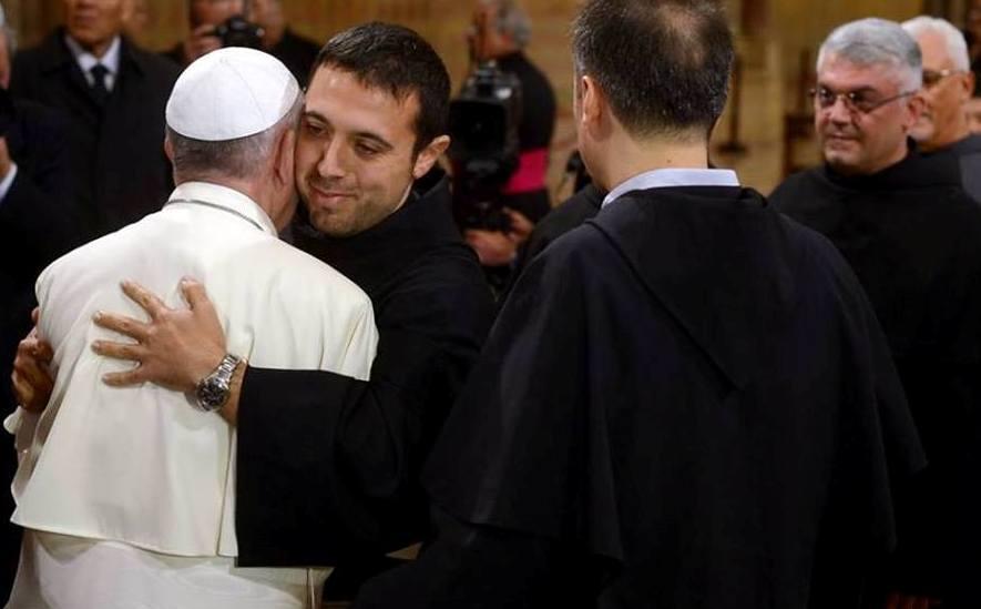 Папа в Ассизи. Несколько впечатлений на скорую руку