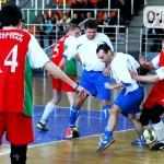 В Белоруссии торжественно открылся VIII Чемпионат Европы по мини-футболу среди священников.