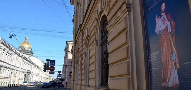 Tota pulcha es, Maria — отчёт о встрече в Музее истории религии в Петербурге