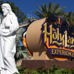 Самый знаменитый религиозный парк в мире