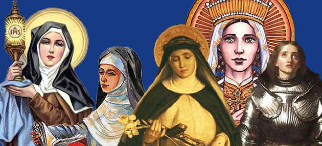 Типичная католичка: 12 женщин, у которых стоит учиться