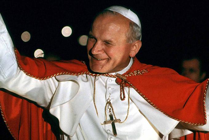 25 фактов о св. Иоанне Павле II