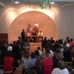 Встреча «Свидетельство христианской веры в современном мире» в Петербурге