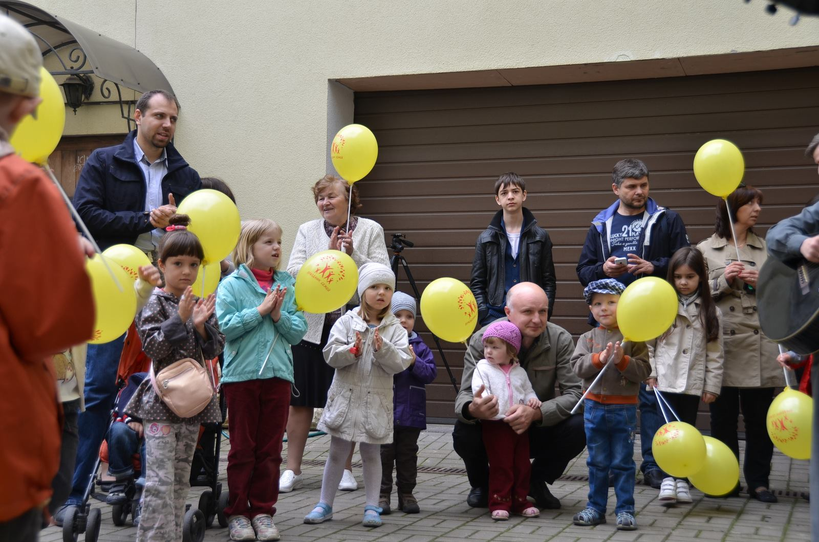 Праздник семей в Петербурге