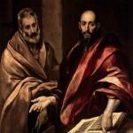 Пётр и Павел: размышление перед картиной Эль Греко