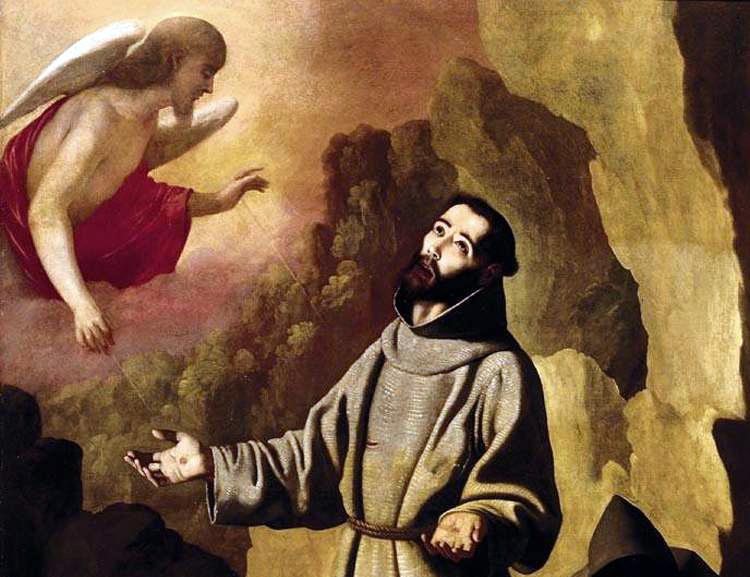 Любовь в жизни святого Франциска