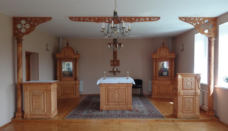Игнацианские духовные упражнения в Новосибирске (июнь-декабрь 2014)