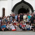 Епархиальная встреча молодёжи в Москве