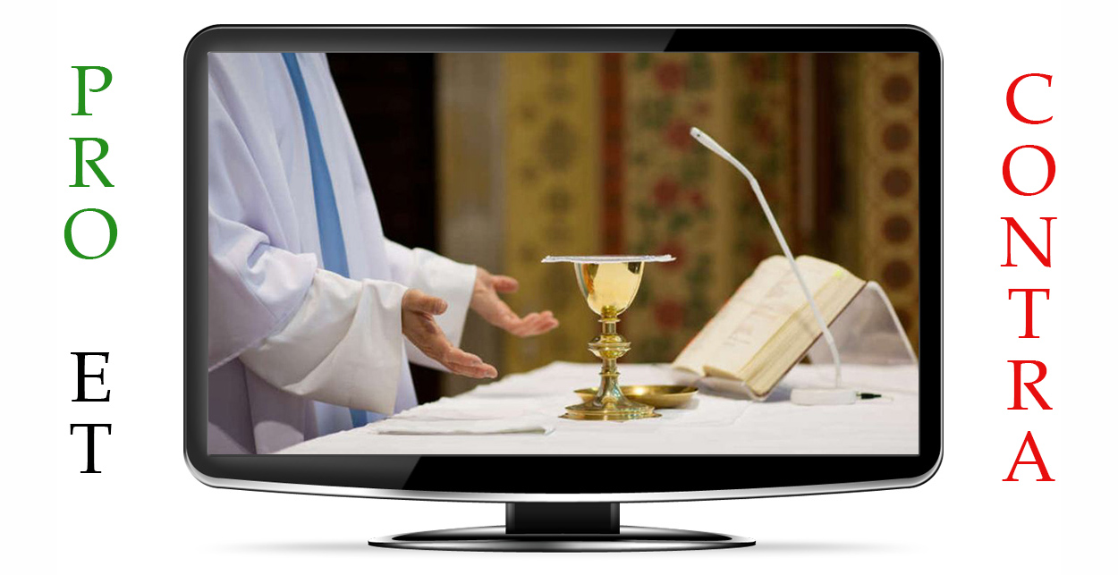 «Виртуальная литургия»: за и против