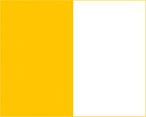 Флаг Армии Папской Державы 1862-1870 гг.