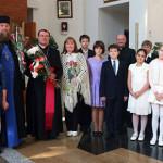 Праздник в Твери: приход Преображения Господнего посвящен заступничеству Божией Матери