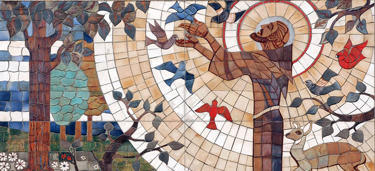5 уроков св. Франциска Ассизского
