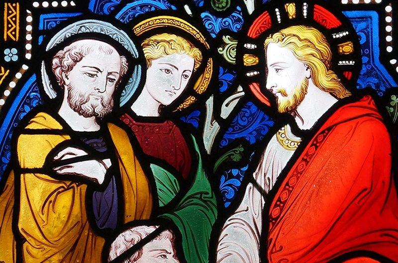 28 октября — свв. Симон и Иуда Фаддей, апостолы
