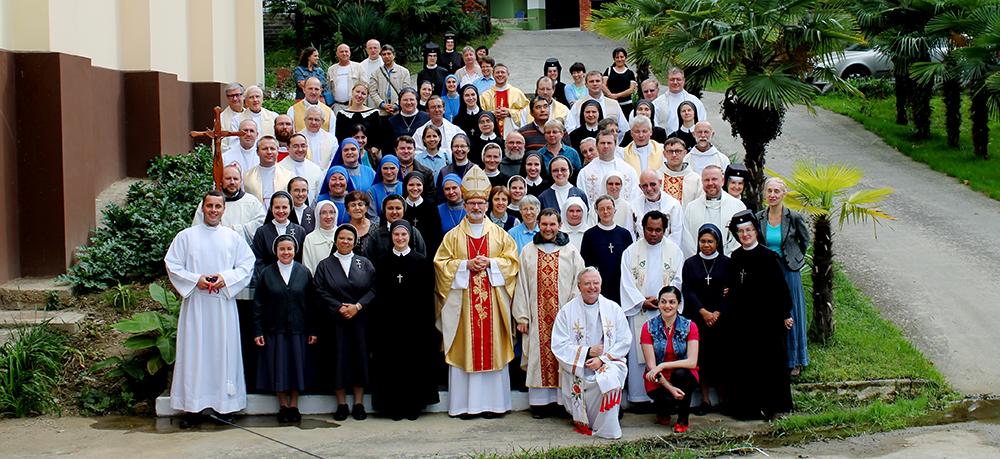 Пастырская встреча епархии св. Климента в Саратове