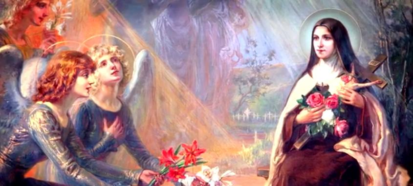 1 октября — св. Тереза Младенца Иисуса