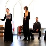 Концерт ансамбля старинной музыки Ensenhas в Москве