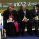 Папа Франциск: «Голодные требуют достоинства, а не милостыни»