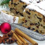 Рецепты Адвента: дрезденский кекс