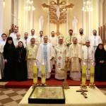 Встреча духовенства византийского обряда в Москве