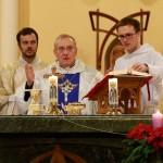 Архиепископ Тадеуш Кондрусевич отслужил торжественную Мессу в Москве