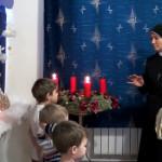 Рождество для малышей: вторая неделя Адвента
