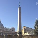 Площадь Святого Петра преобразилась к Рождеству