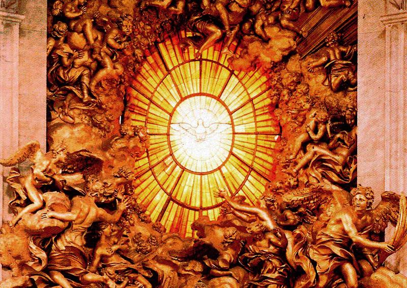 Святой Дух: Его роль, образы и плоды