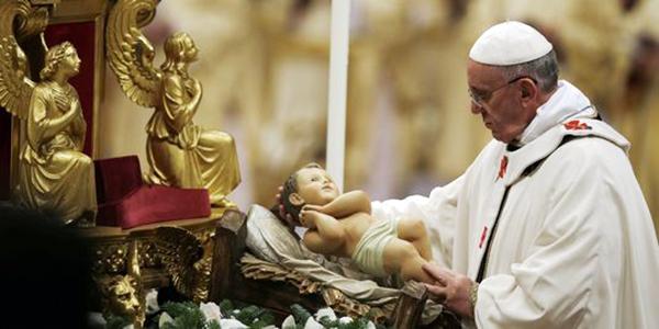 Папа Франциск: «Иисус – это тот, кто сближает поколения»