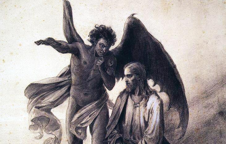 Жизнь Иисуса: крещение, искушение в пустыне, чудеса