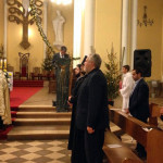 Московские христиане молятся о единстве