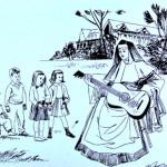 Поющие монахини: Жаннин Деккерс и Джанет Мид