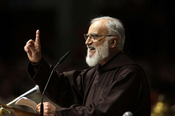 о. Раньеро Канталамесса: «Мы можем идти к Богу, потому что Бог первым пришел к нам»