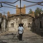Нигер: Мессы на пепелищах