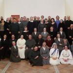 Встреча монашествующих в Москве. День 2