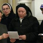 Праздник Сретения и встреча монашествующих в Москве