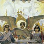 Три состояния потустороннего мира: ад, чистилище, рай