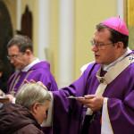 Проповедь архиепископа Павла Пецци в Пепельную среду 2015 года